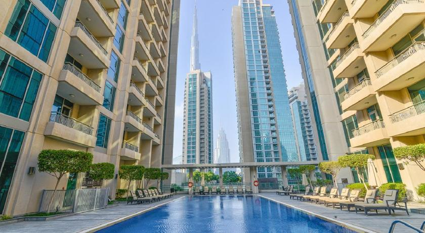 See all 29 photos Metropolis (Ease by Emaar) One Bedroom Fountain View