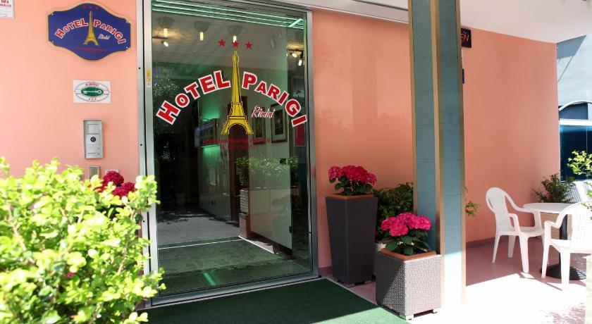 Best time to travel Rimini Hotel Parigi