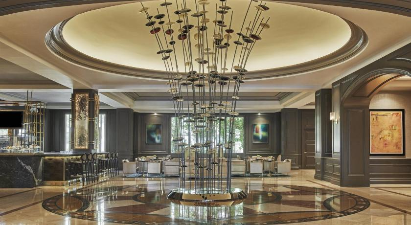 Four Seasons Las Vegas Map.Four Seasons Hotel Las Vegas Prices Photos Reviews Address
