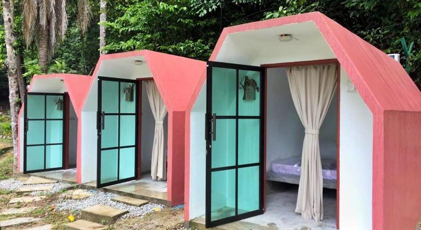 Eco Capsule Resort at Teluk Bahang, Penang Prices, photos