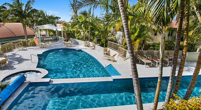 Sea Breeze Unit 10 - Situated in the resort at 7 Park Lane 10/7