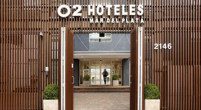 More about O2 Hoteles Mar del Plata