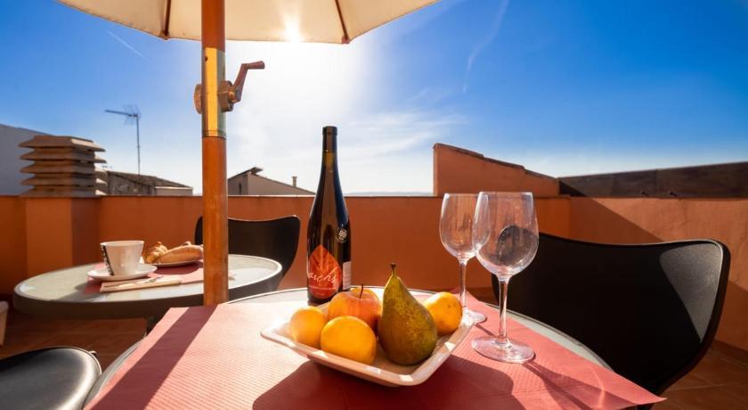 Best time to travel Sant Martí Archs Hotel Rural