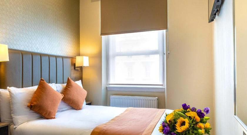 Double Room Sidney Hotel London-Victoria