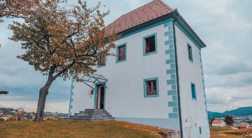 Best time to travel Slovenia Wine Grower's Mansion Zlati Gric