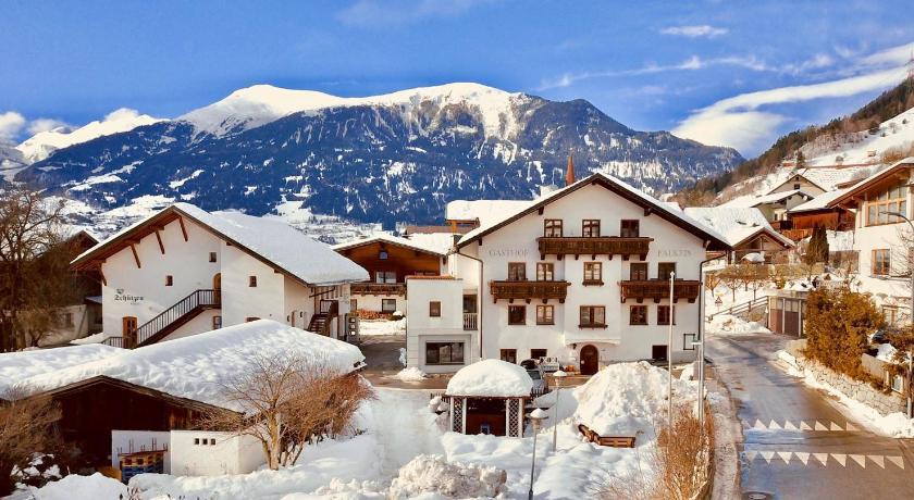Best time to travel Austria Gasthof Falkeis