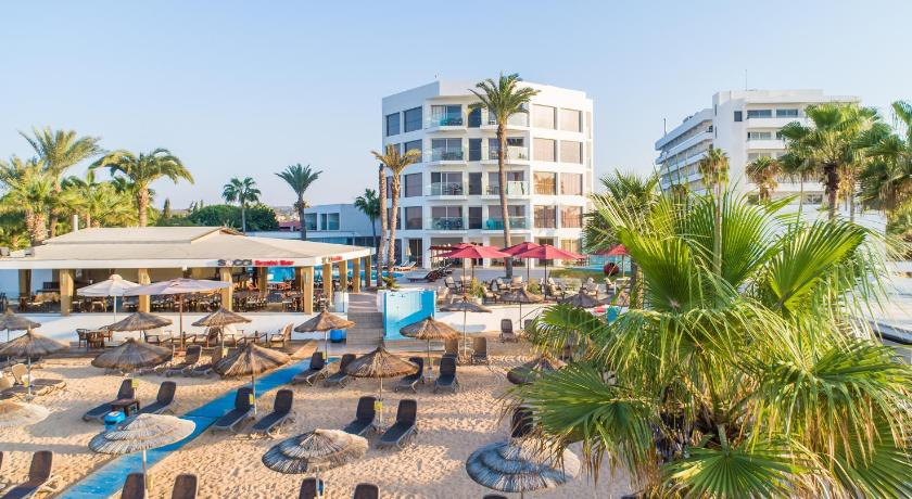 Best time to travel Protaras Adams Beach Hotel Deluxe Wing - Adults only