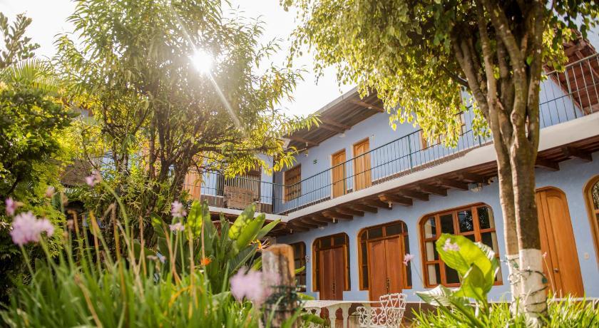 Best time to travel Chimaltenango Hotel Casa de las Fuentes