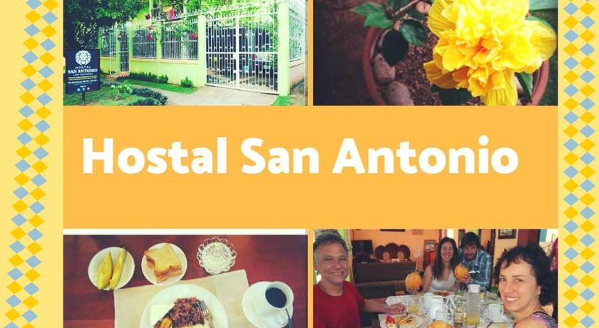 More about Hostal San Antonio
