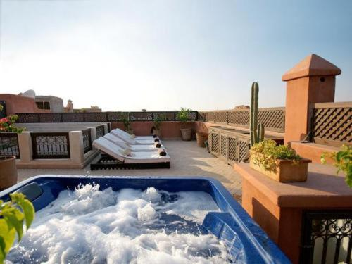 Best time to travel Morocco Riad Dar Selen