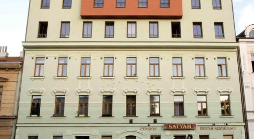 Best time to travel Brno Satyam Pension
