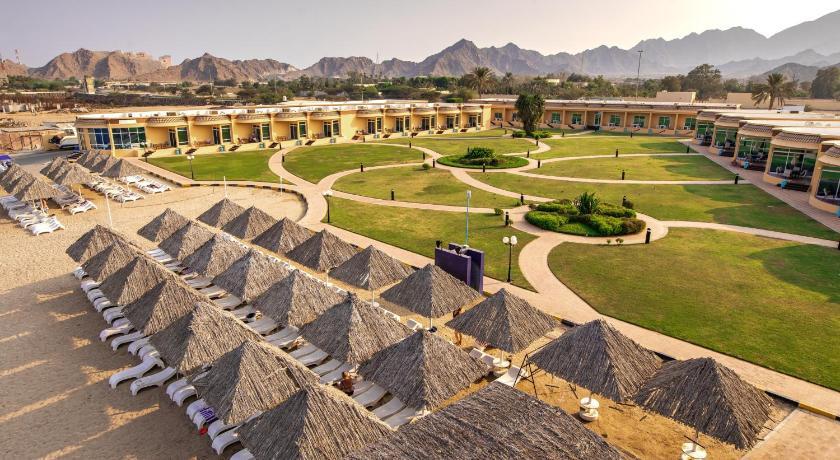 Best time to travel United Arab Emirates Royal Beach Hotel & Resort