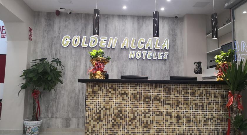 Golden Alcala Ciudad Lineal Madrid Room Deals Photos