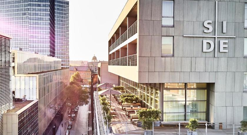 Side Design Hotel Hamburg Preise Fotos Bewertungen Adresse
