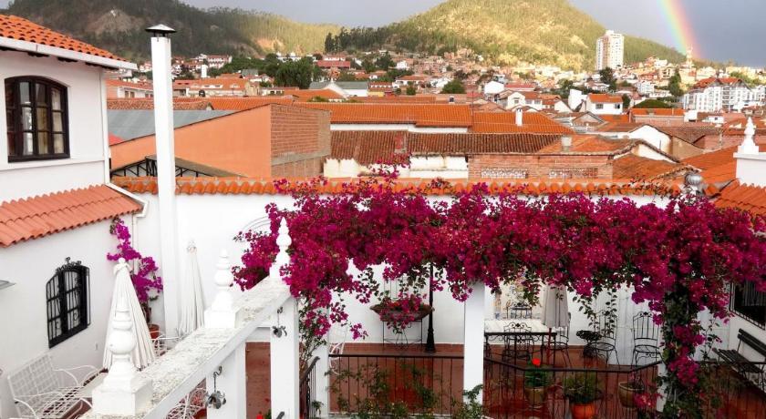 Best time to travel Sucre El Hotel de Su Merced