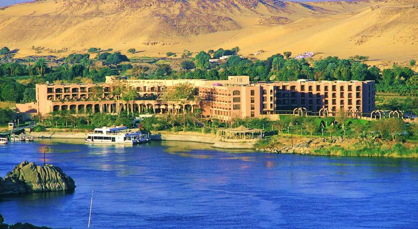 Best time to travel Aswan Pyramisa Isis Island Aswan Resort & Spa