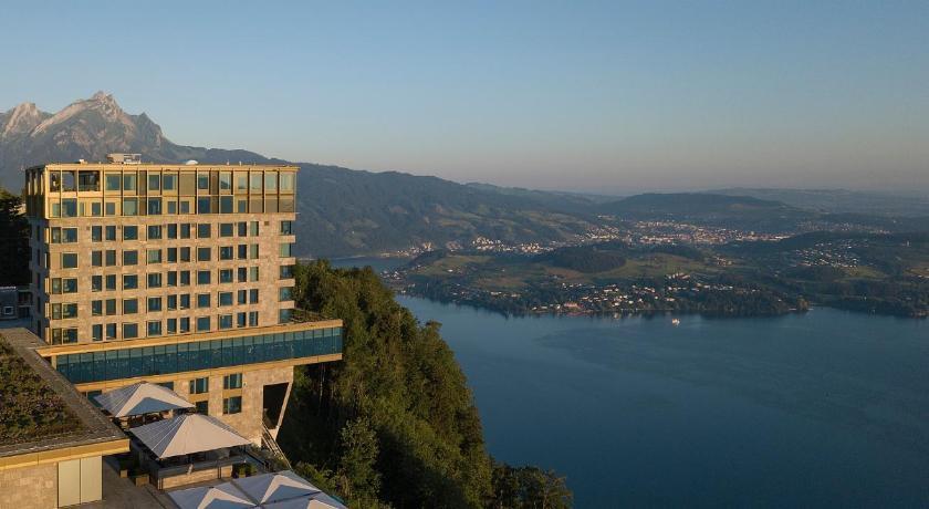Bürgenstock Hotels & Resort - Bürgenstock Hotel & Alpine Spa