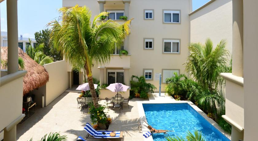Best time to travel Mexico Palms Tulum Condo