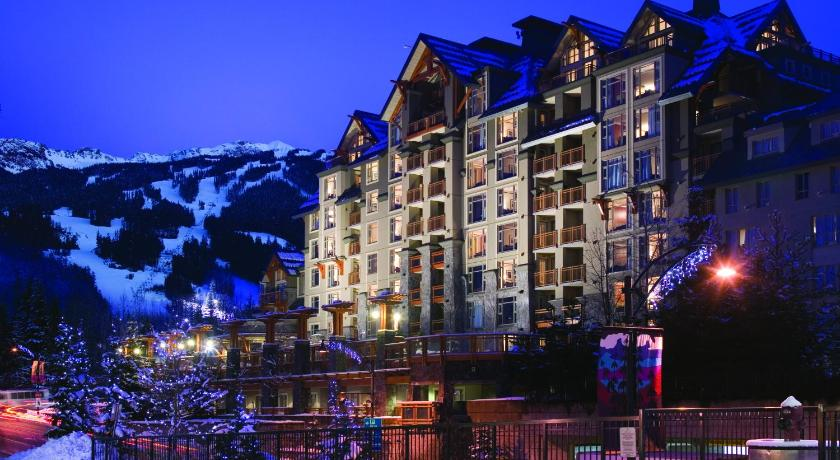 Best time to travel Canada Pan Pacific Whistler Village Centre