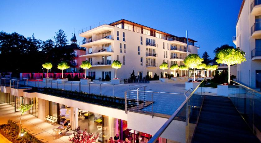 Best time to travel Austria Lake's - My Lake Hotel & Spa