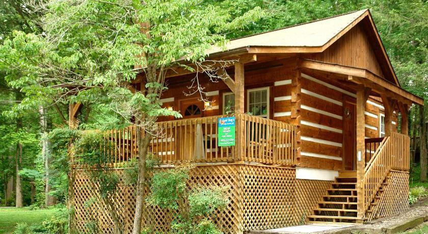 Book Cuddle Inn 1529 One Bedroom Cabin In Gatlinburg Tn