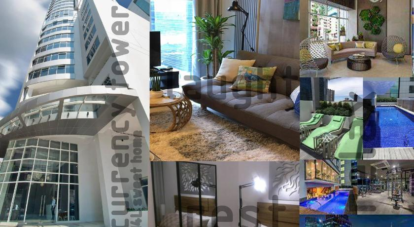 Best time to travel Pasig 1 Bedroom Unit - The Currency Tower
