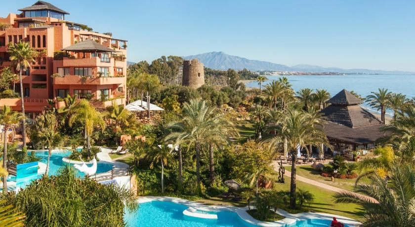 Best time to travel Costa del Sol Kempinski Hotel Bahía Beach Resort & Spa