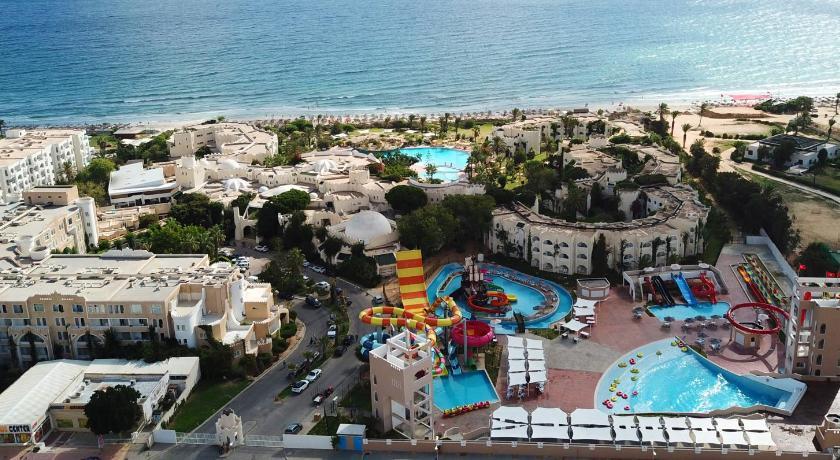 Best time to travel Tunisia LTI Mahdia Beach & Aqua Park