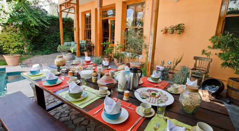 Best time to travel Cape Town Sweet Orange Guest House