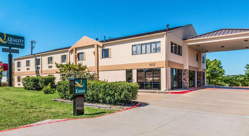 Best time to travel United States Quality Inn & Suites Round Rock
