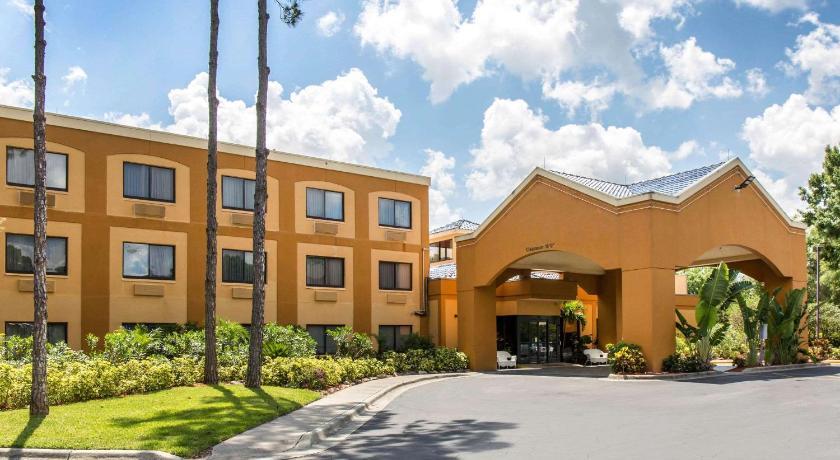 Best time to travel Orlando Quality Suites Orlando Close to I-Drive
