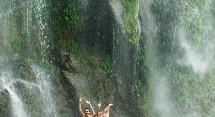 Best time to travel La Ceiba Las Cascadas Lodge