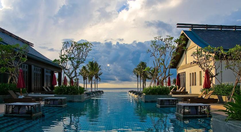 Best time to travel China Narada Resort & Spa Perfume Bay Sanya - All Villas