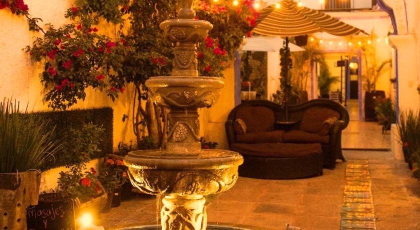 Best time to travel Mexico Hotel & Spa La Mansion del B Azul