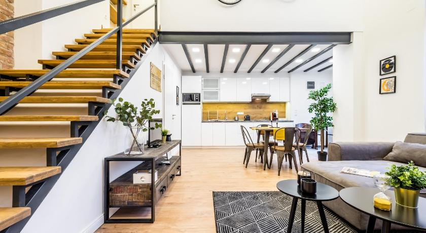 Luxury LOFT Apartments Budapest in Hungary - Room Deals ...