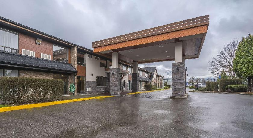 Best time to travel Canada Comfort Inn Chilliwack