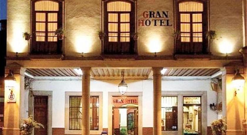 Best time to travel Mexico Gran Hotel Pátzcuaro