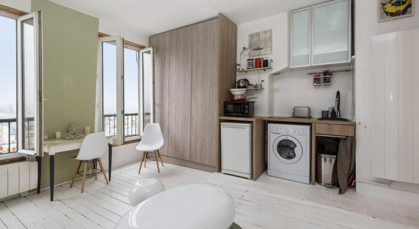 Zobacz wszystkie 29 Cosy flat with amazing view on Paris for 2p