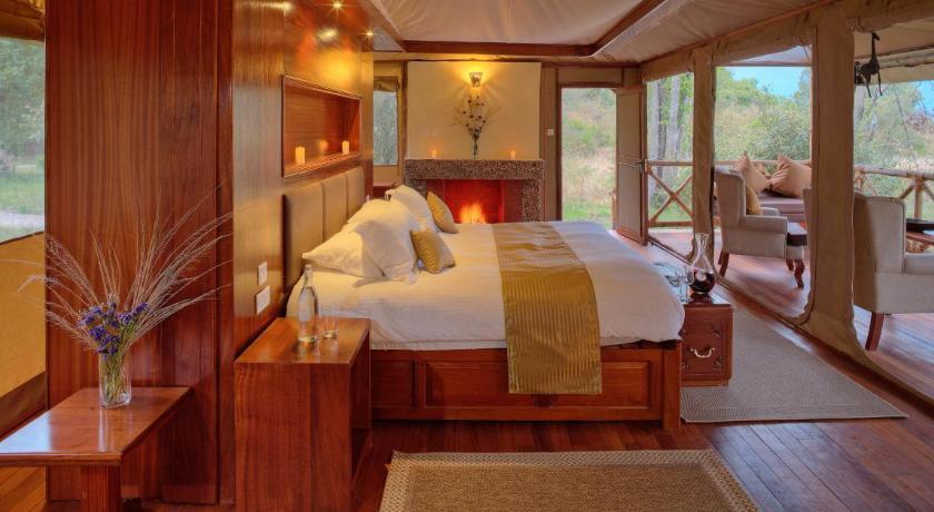 Best time to travel Kenya Naserian Mara Camp