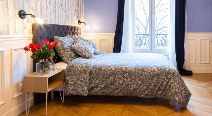 Best time to travel Paris RESIDENCE LANCASTER