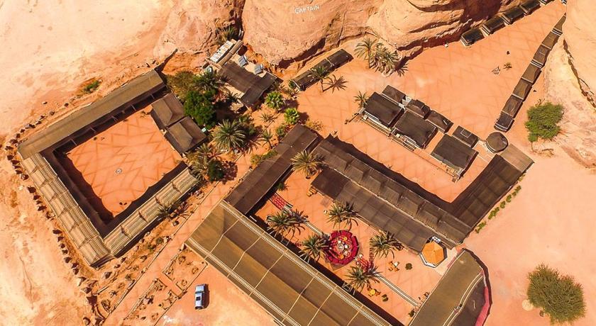 Best time to travel Jordan Captains Desert Camp