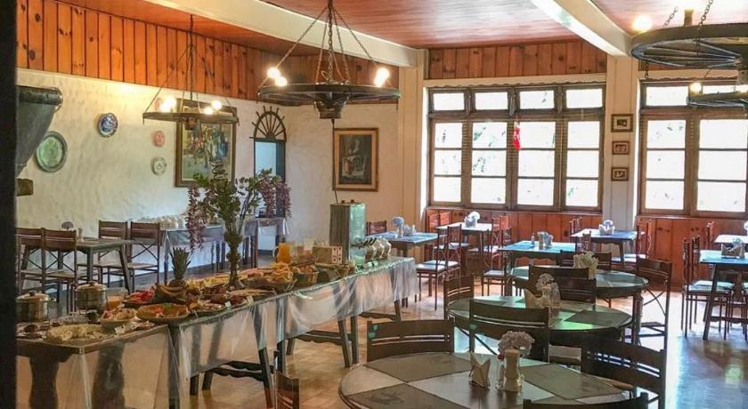 Terrazza Hotel Av Senador Roberto Simonsen 1665 Campos Do