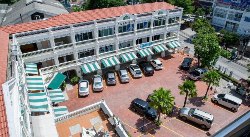 Nara Suite Residence Bangkok 311/2 New Sathorn Road Naradthiwas