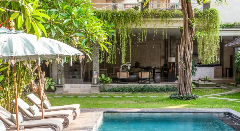 The Retreat - Contemporary Balinese Style Close to Beach, Bali | Best Price  Guarantee - Mobile Bookings & Live Chat