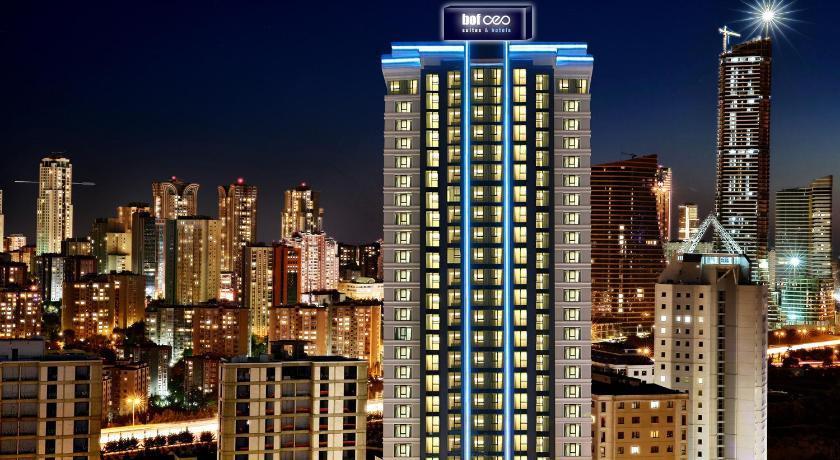 Best time to travel Ümraniye Bof Hotels Ceo Suites Atasehir