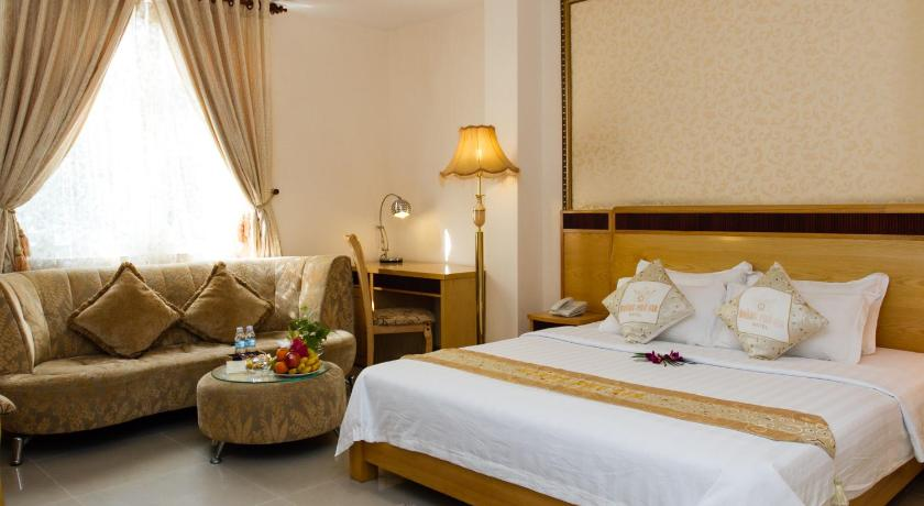 Best time to travel Ho Chi Minh Hoang Phu Gia Hotel