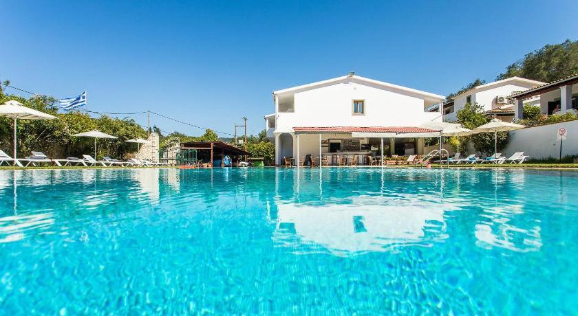 Best time to travel Greece Paradise Inn