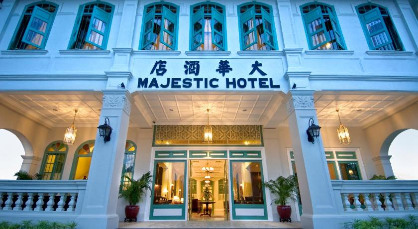 Best time to travel Malacca The Majestic Malacca Hotel