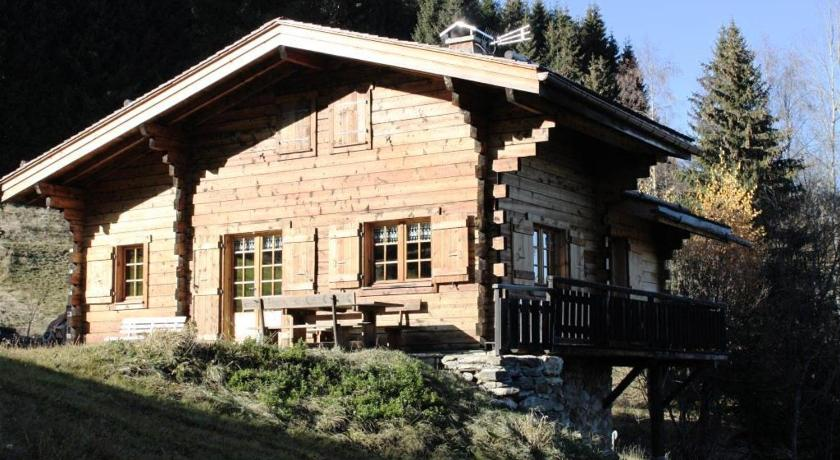 Chalet 8 pers. vue Mont-Blanc 69104
