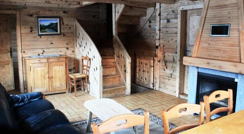Chalet Chalet 8 pers. vue Mont-Blanc 69104